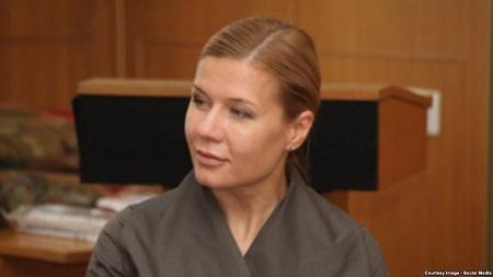 Марина Черенкова
