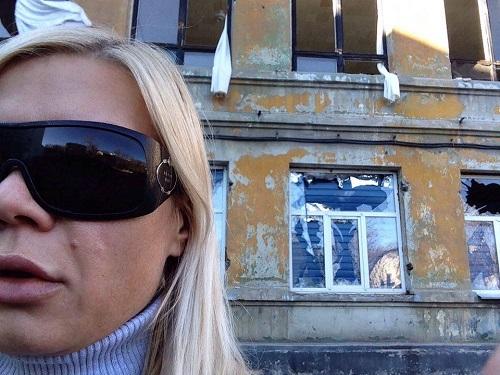 Cherenkova Maryna. The history of arrest.